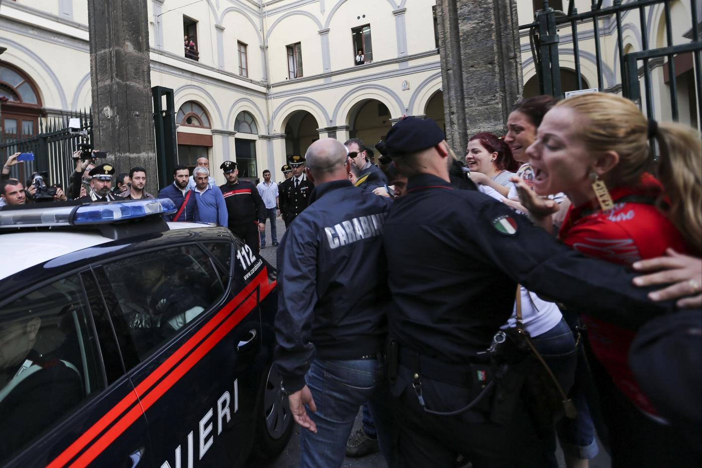 Napoli, arresto latitante Umberto Accurso