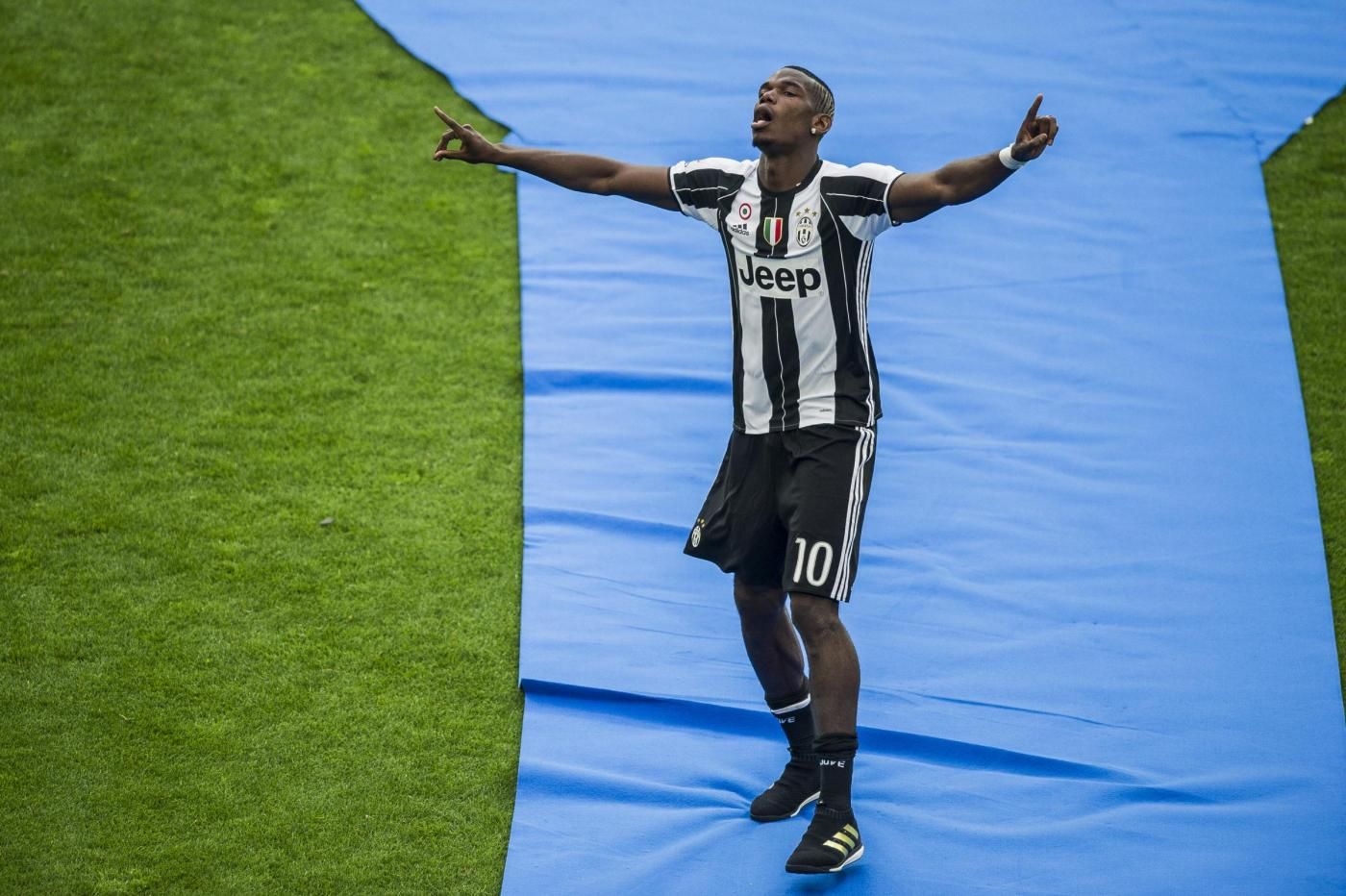 Juventus vs Sampdoria La Premiazione
