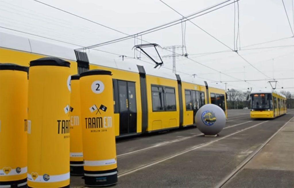 olimpiadi tram