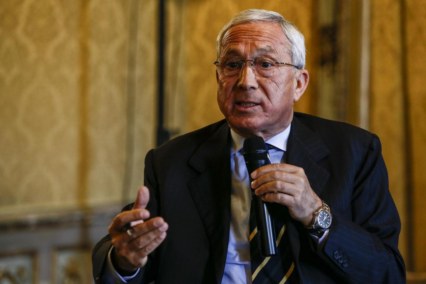 I candidati sindaci di Torino Incontro con Osvaldo Napoli