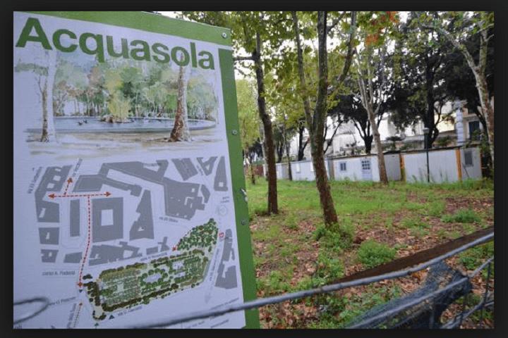 parco acquasola Genova
