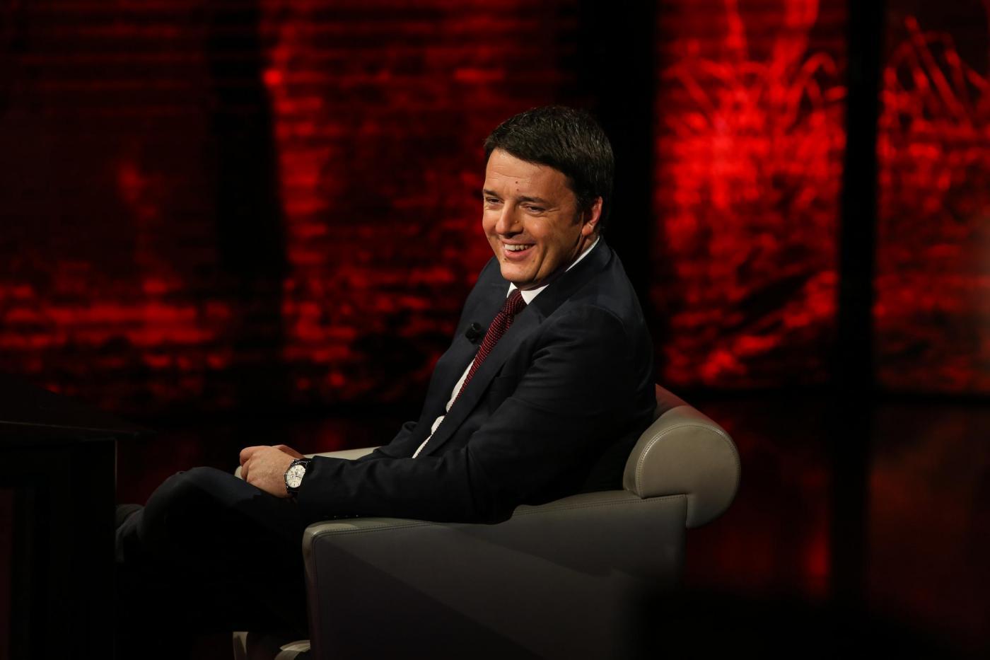 Matteo Renzi da Fazio, l'intervista al premier tra nuovi ministri e diritti civili