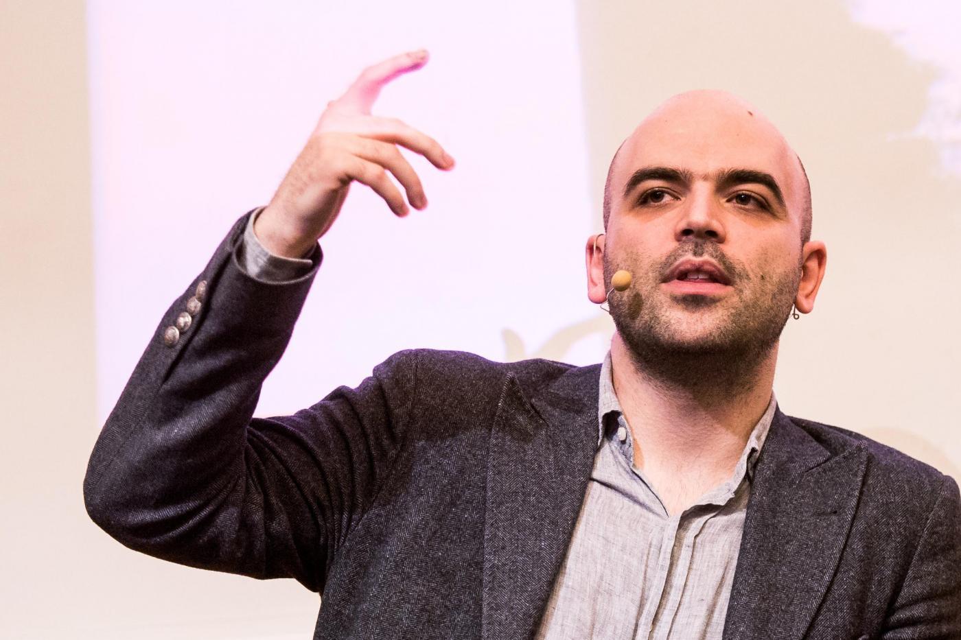 Roberto Saviano a Che Tempo Che Fa: 'Oggi non riscriverei più Gomorra'