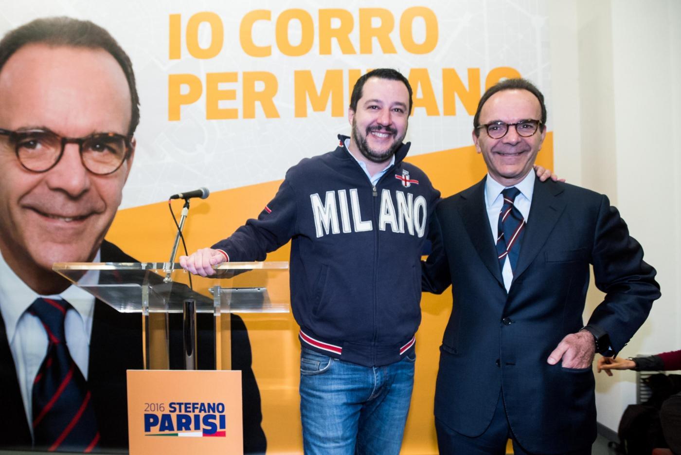 Elezioni comunali Milano 2016, i candidati della lista Lega Nord per Stefano Parisi