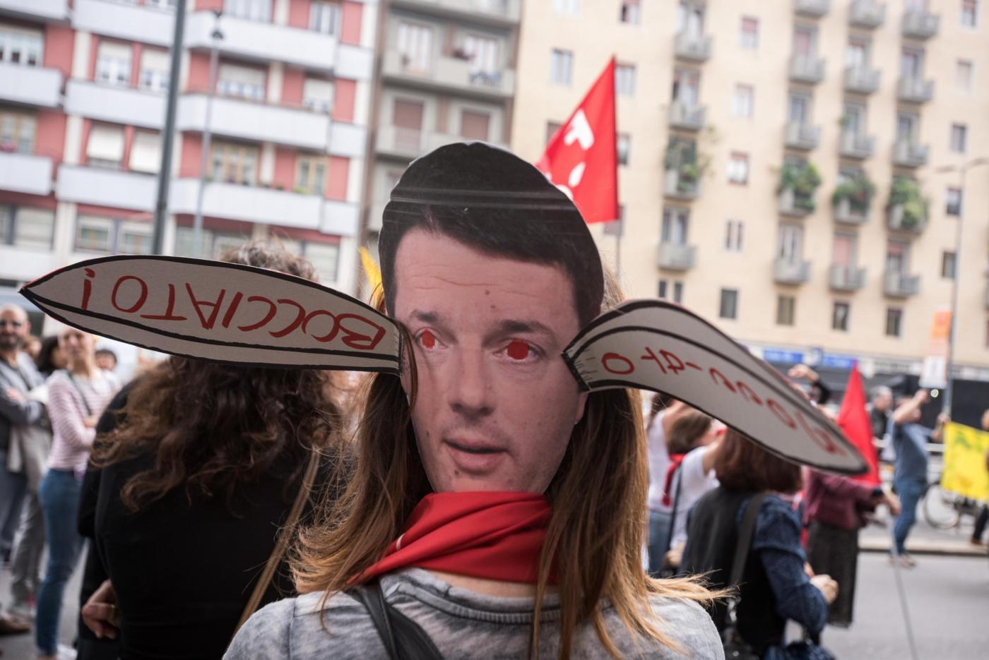 Scuola, sciopero e cortei in tutta Italia