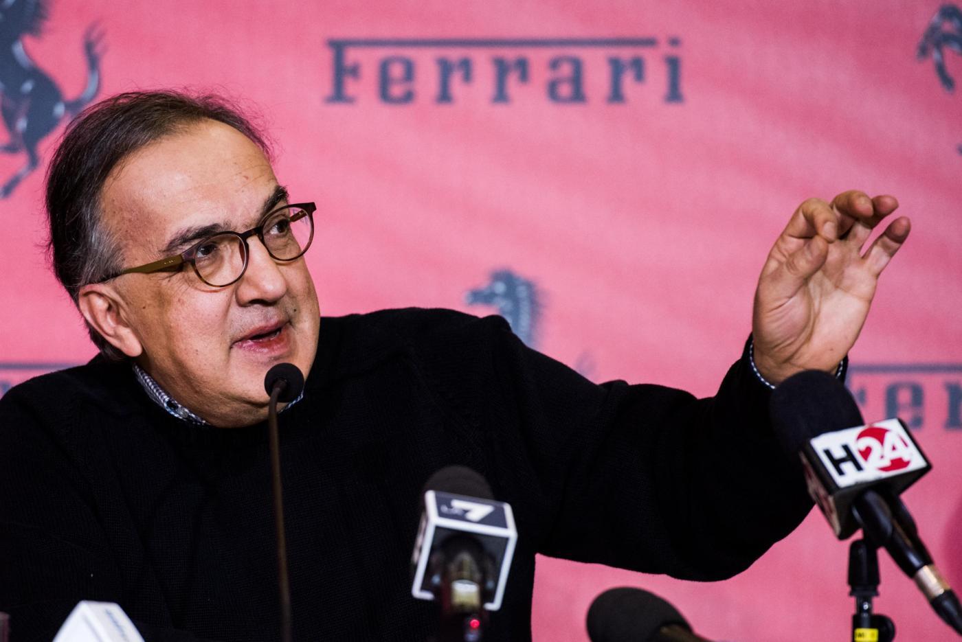 Ferrari, Sergio Marchionne è il nuovo amministratore delegato