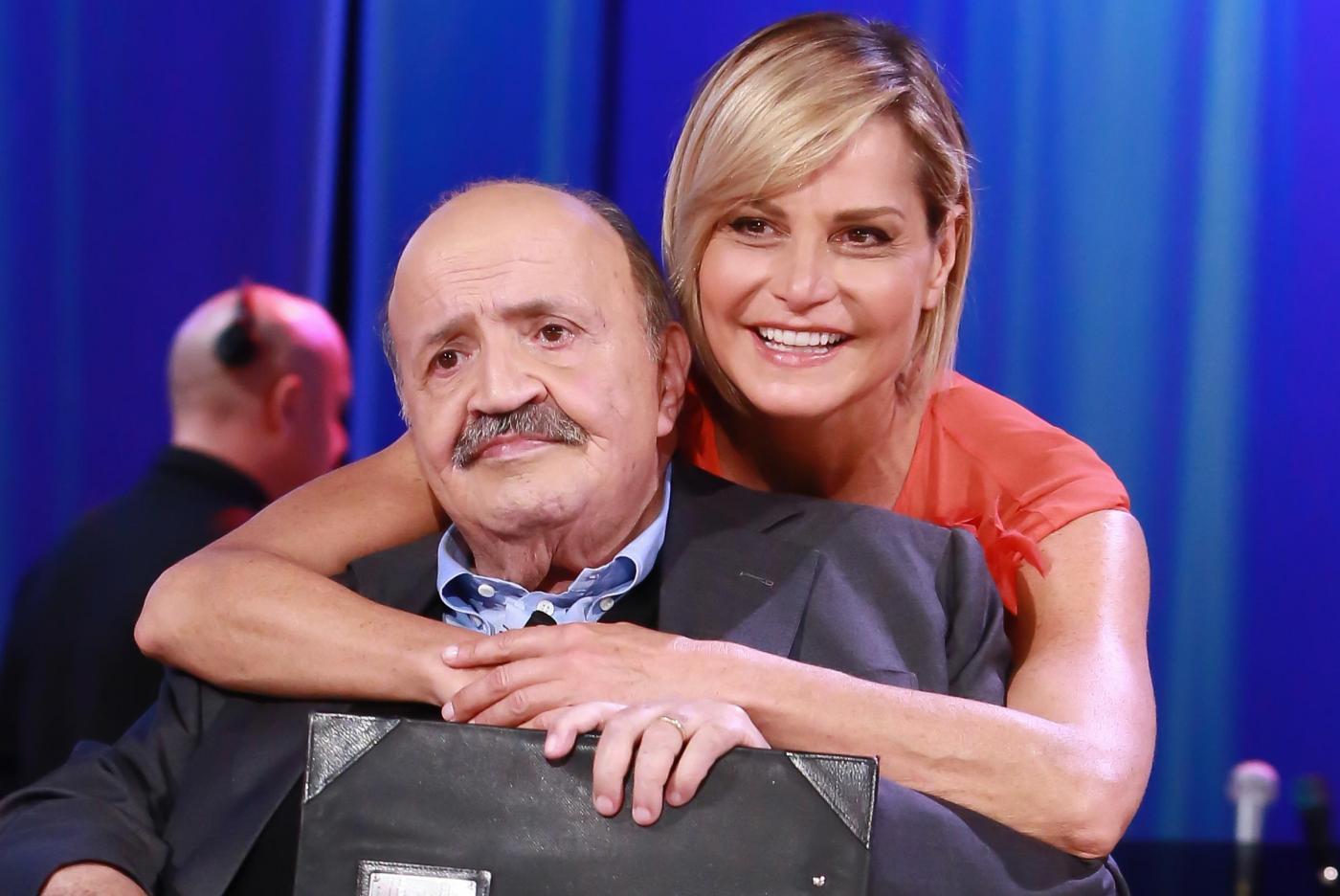 Simona Ventura Maurizio Costanzo Show