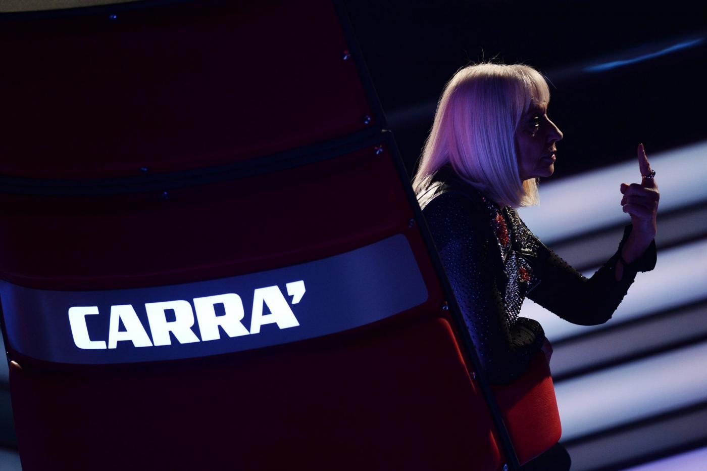 Raffaella Carrà dice addio a The Voice: 'È bene cambiare'