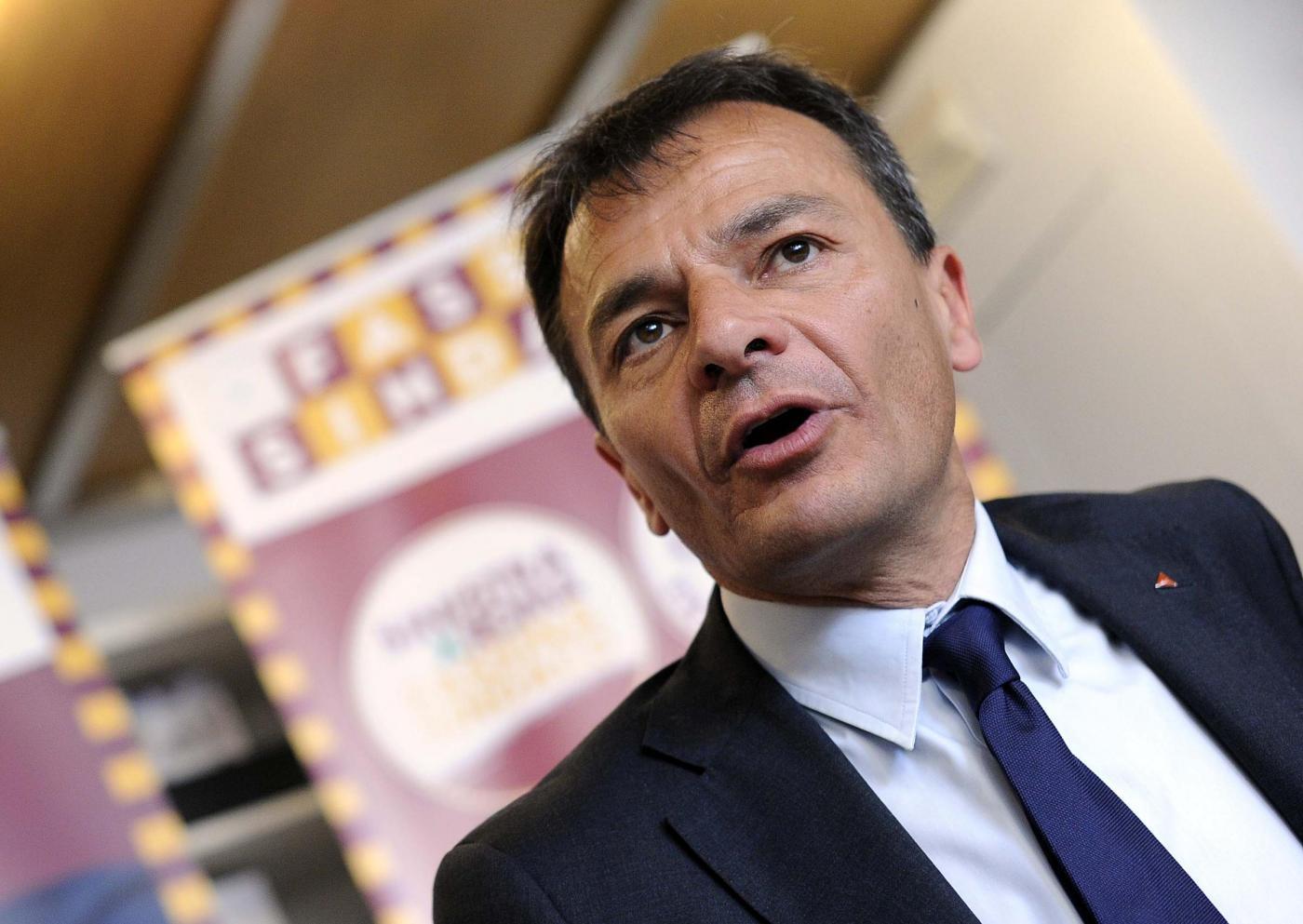 Conferenza stampa di Stefano Fassina