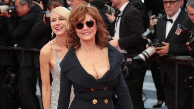 Susan Sarandon contro Woody Allen: 'Ha abusato di una bambina, non ho niente di buono da dire su di lui'
