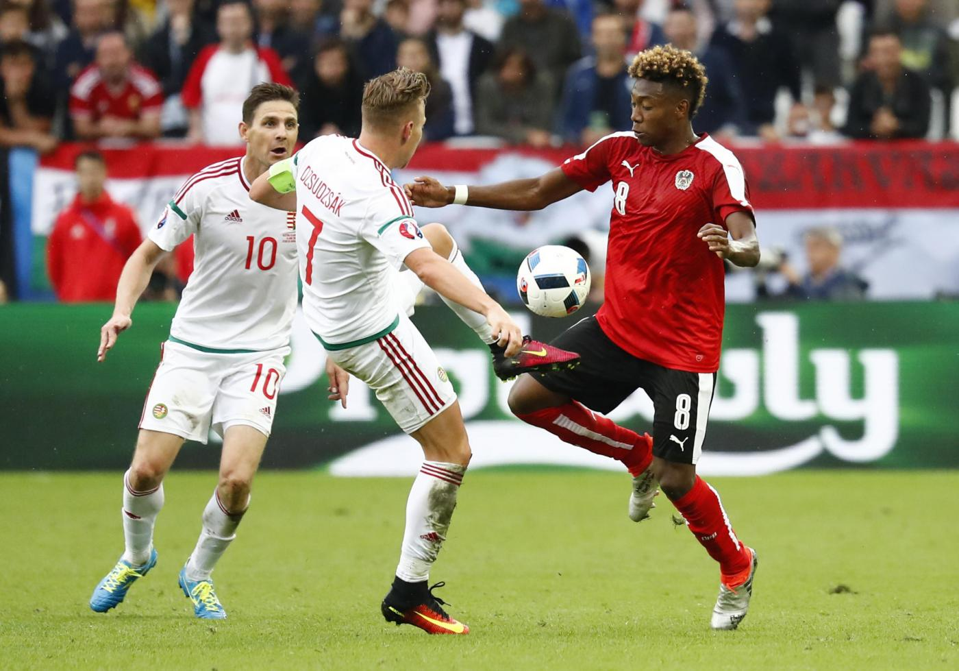 Austria vs Ungheria   Euro 2016