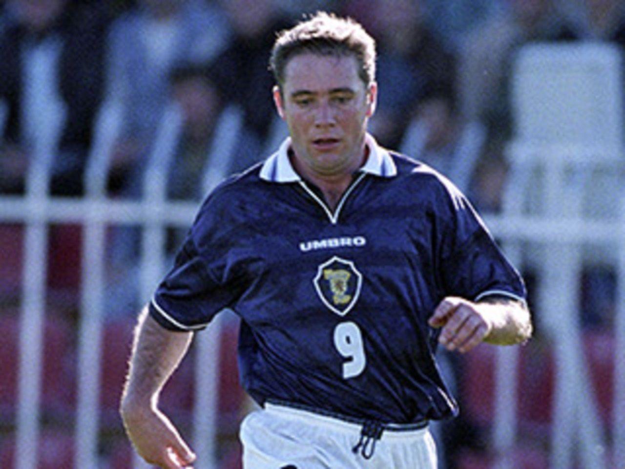 Ally McCoist Scozia