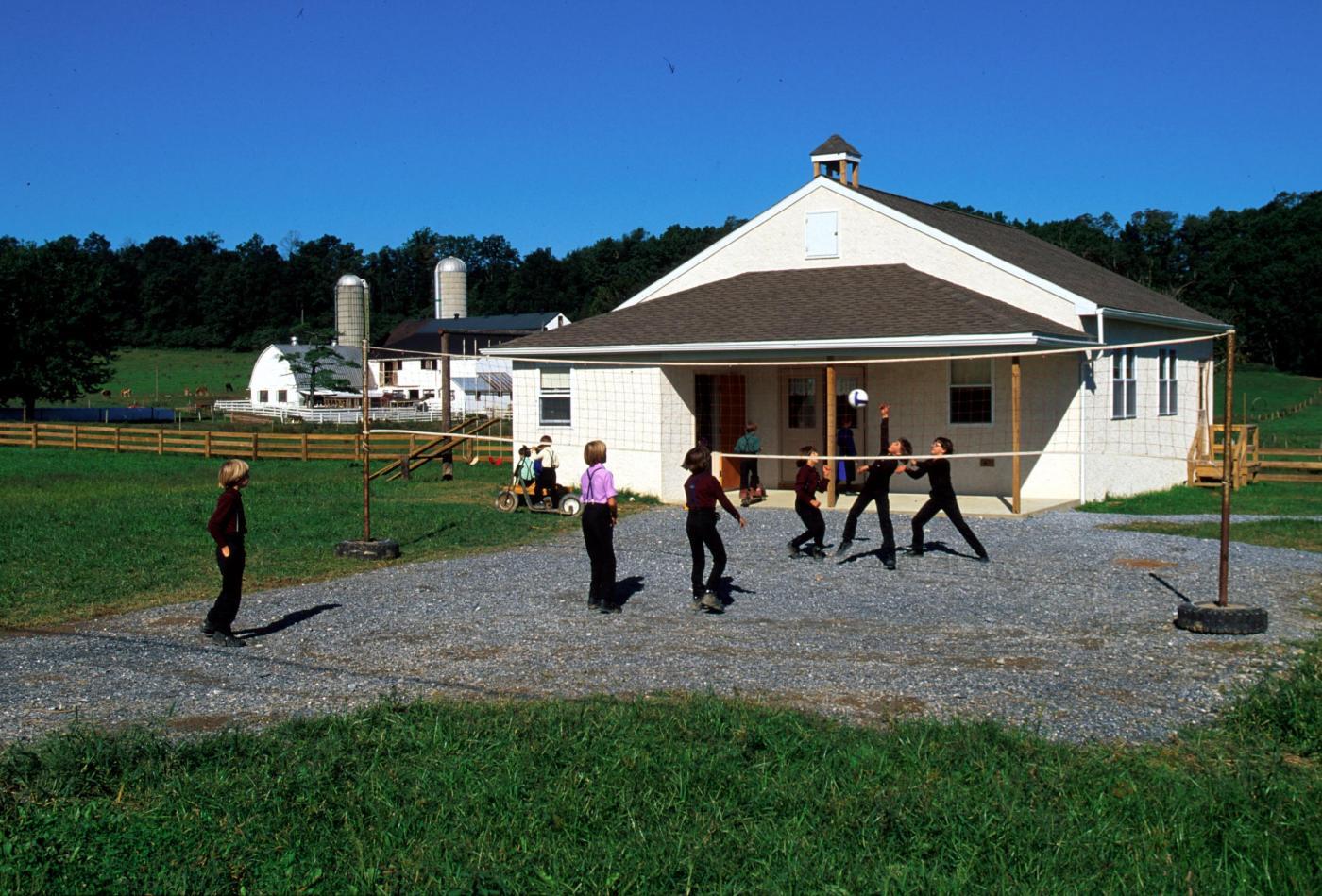 Amish e medicina