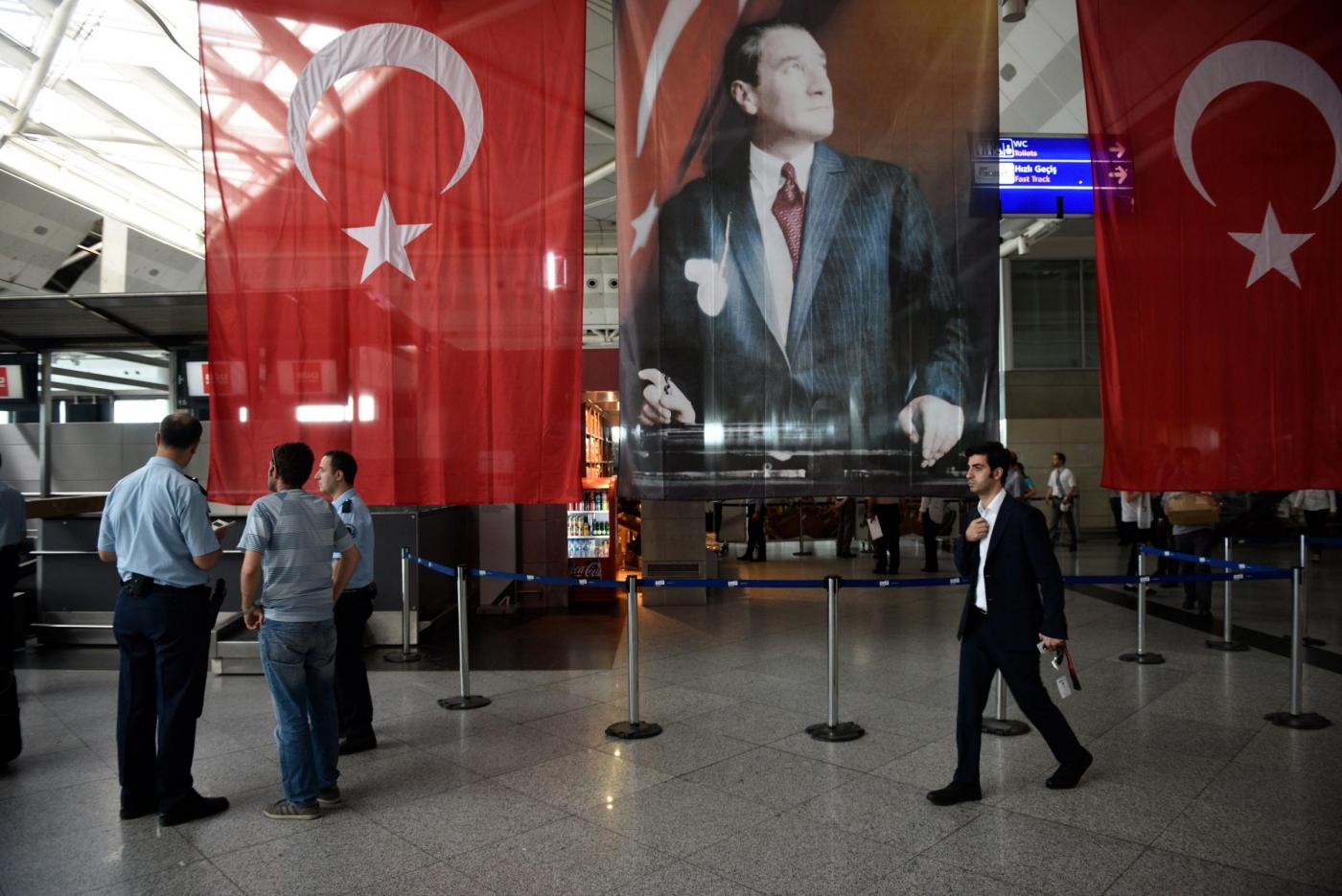 Attentati in Turchia