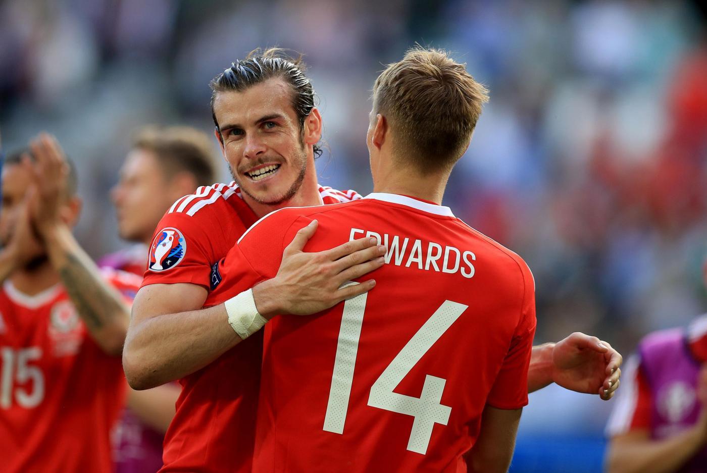 Galles vs Slovacchia   Euro 2016