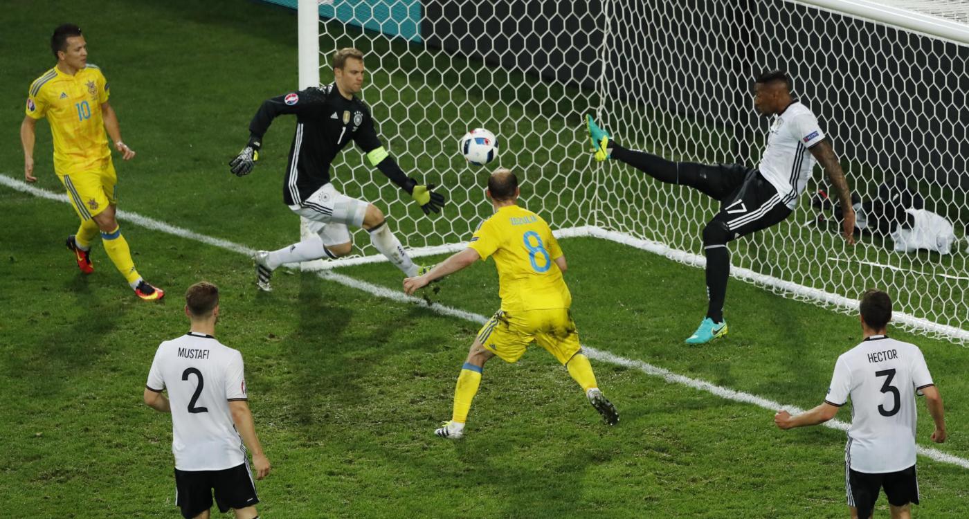 Germania vs Ucraina   EURO 2016