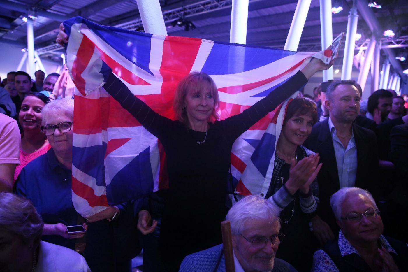 Brexit, il fronte anti-Ue avanti nei sondaggi