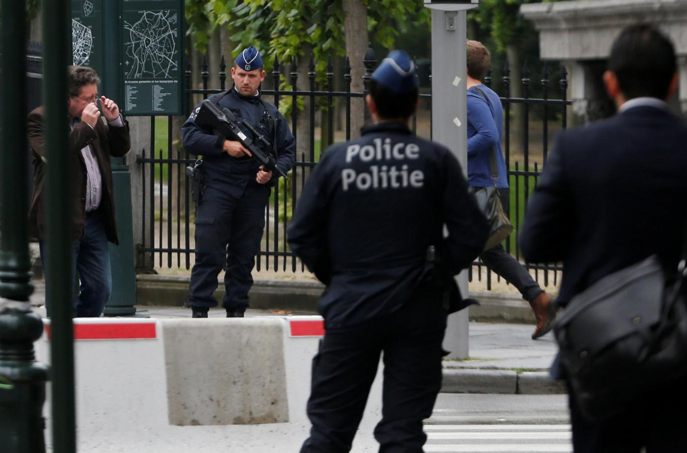 Belgio, blitz anti terrorismo a Bruxelles