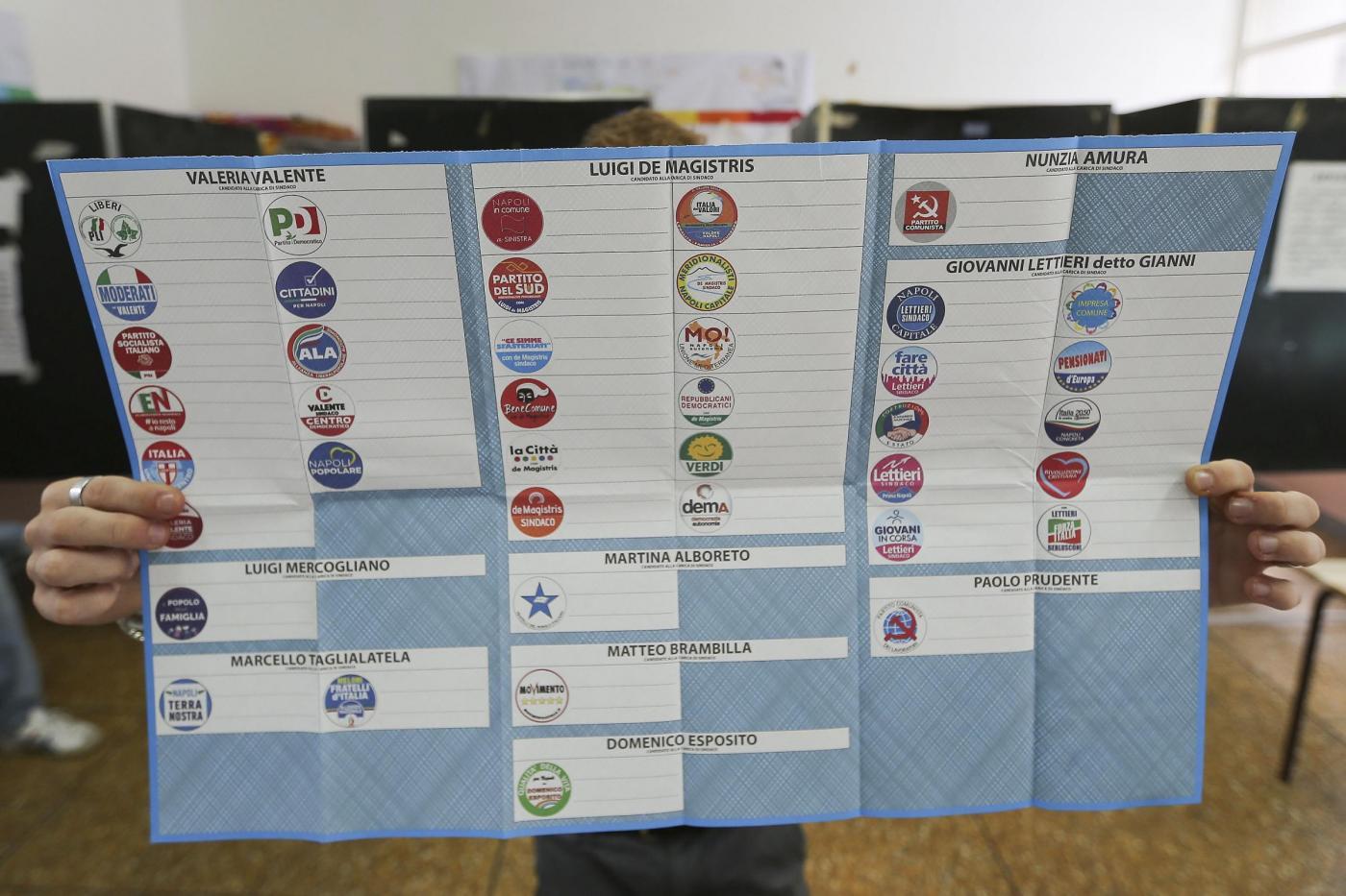 Elezioni Comunali 2016 Napoli: le irregolarità nei seggi