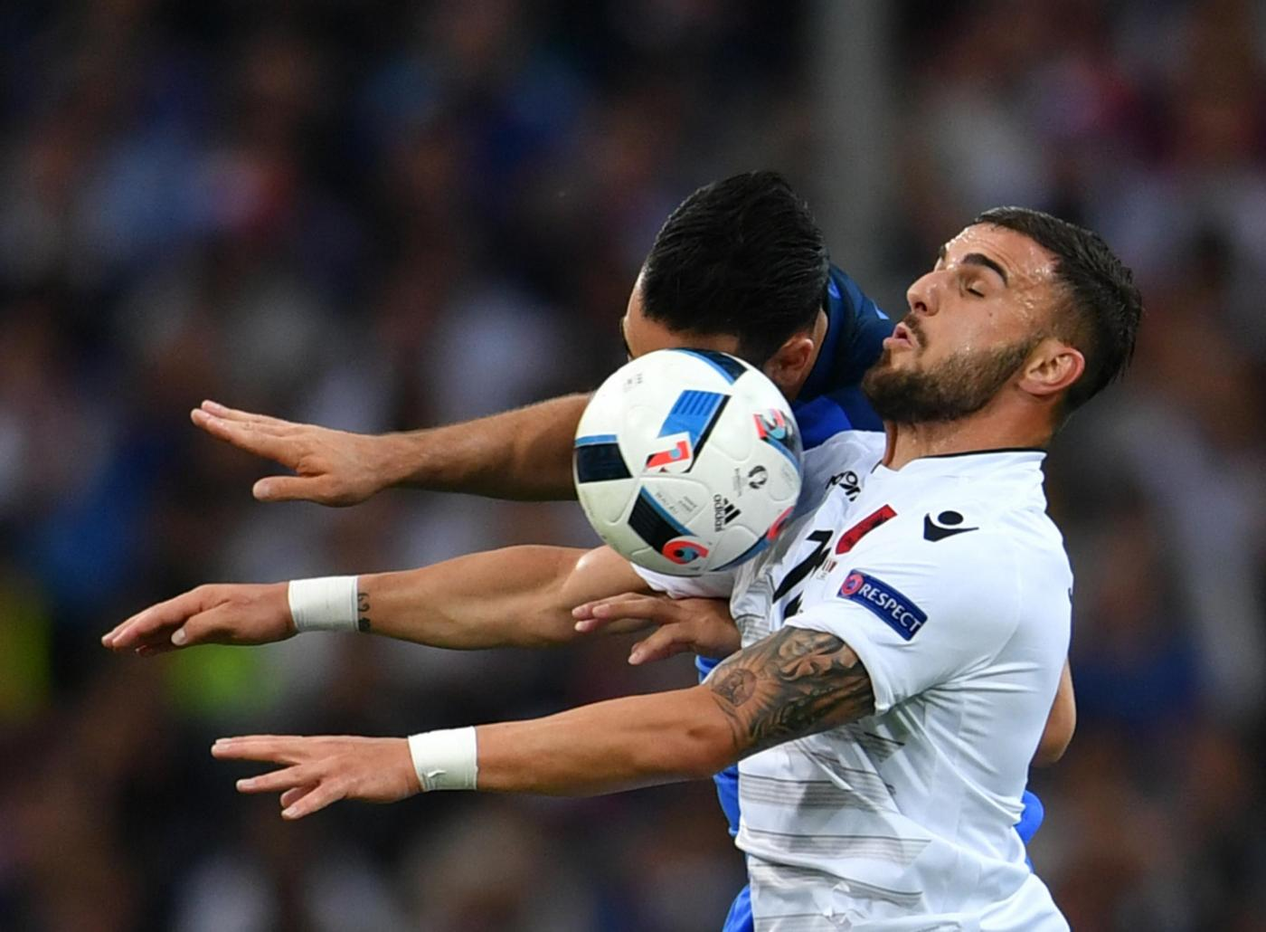 Francia vs Albania   Euro 2016