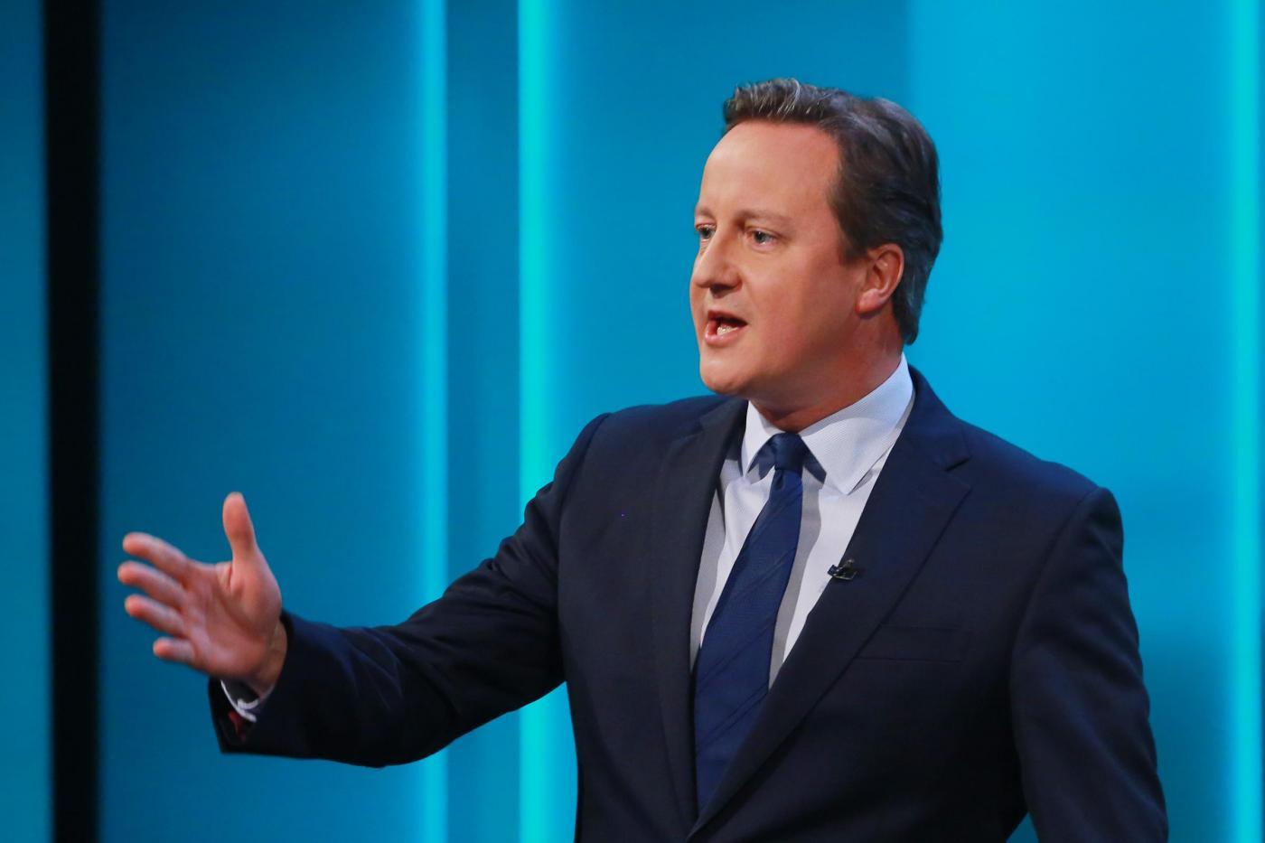 Brexit, Cameron: 'Creerà un buco nero tra i 20 ei 40 miliardi di sterline'