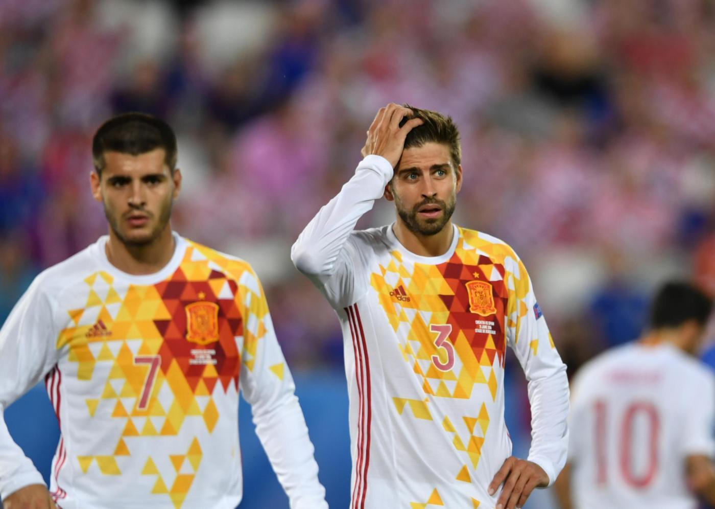 Euro 2016, Spagna vs Croazia
