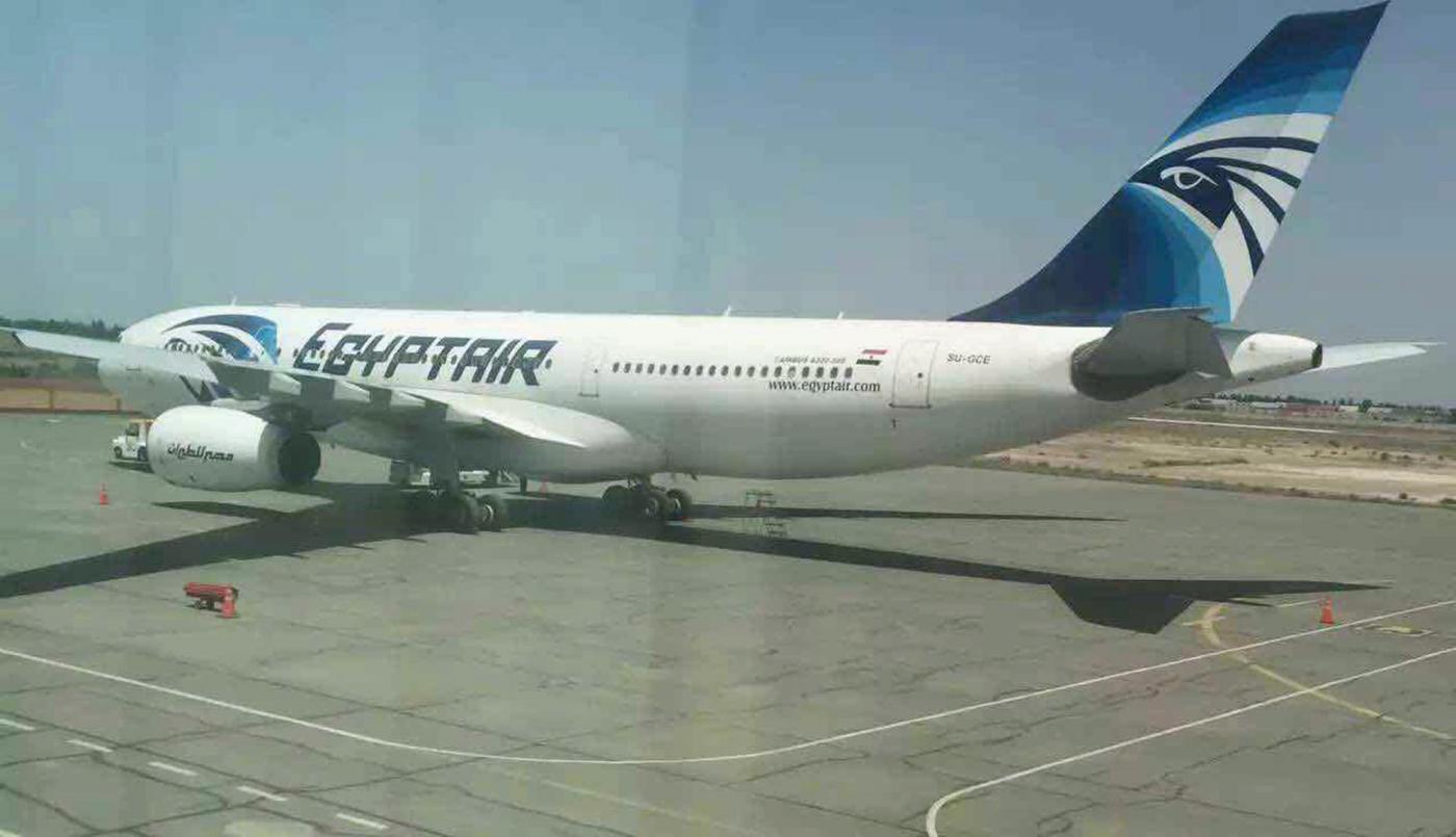 Egyptair, localizzato il relitto