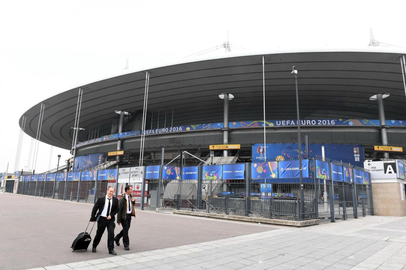 Euro 2016, sicurezza negli stadi in Francia