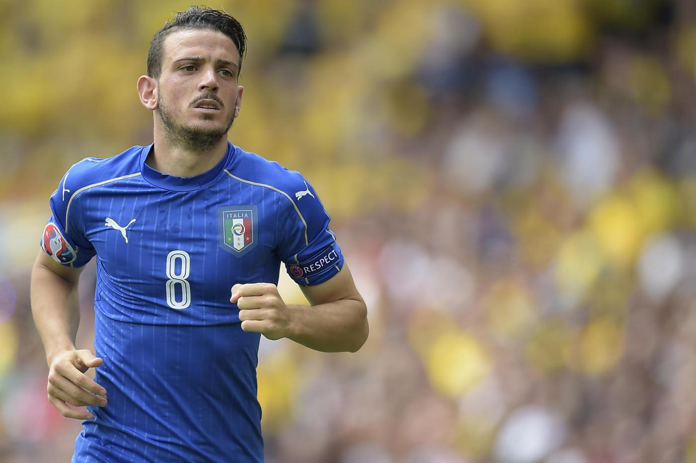 Europei 2016 Italia Svezia Stade de Toulouse, Tolosa Fase a gironi Gruppo E