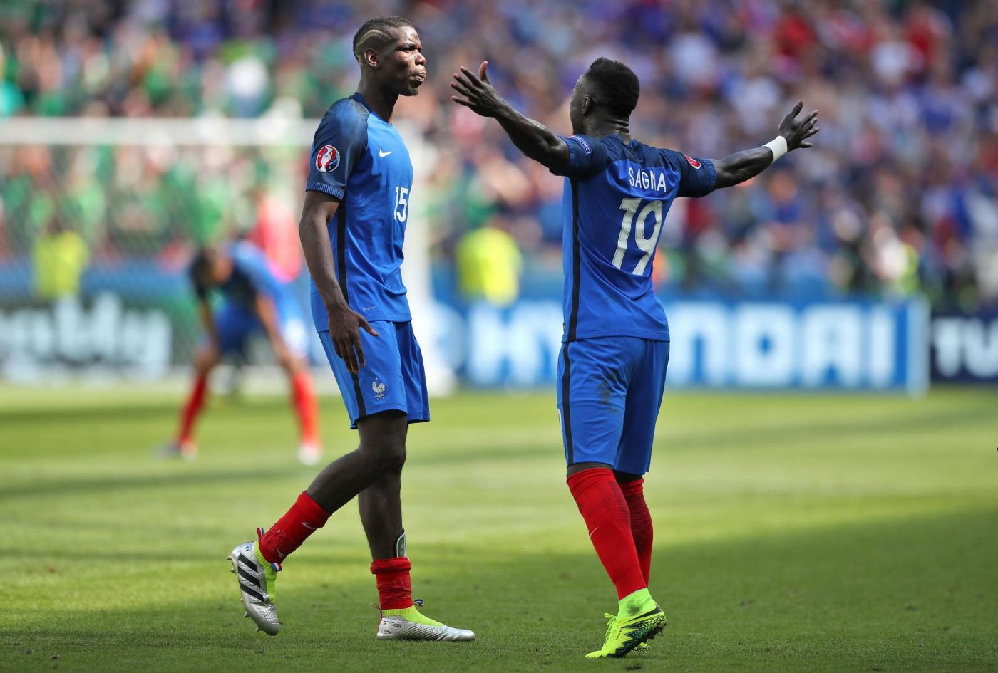 UEFA Euro 2016, Francia vs Irlanda