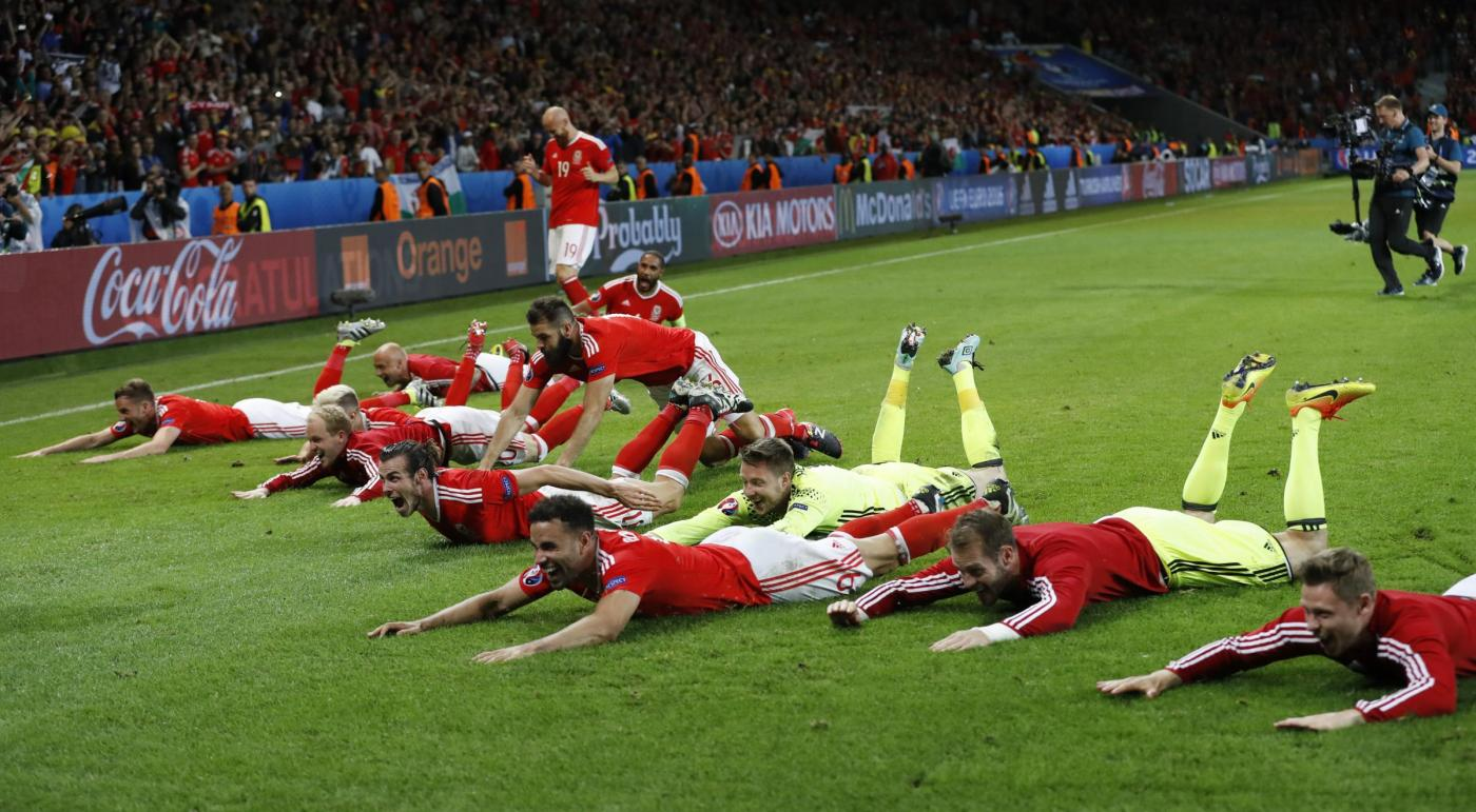 Galles vs Belgio   EURO 2016