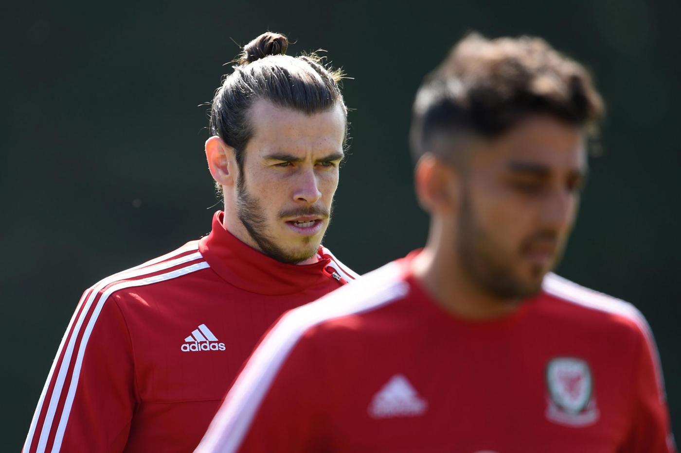 Euro 2016, allenamento e conferenza del Galles