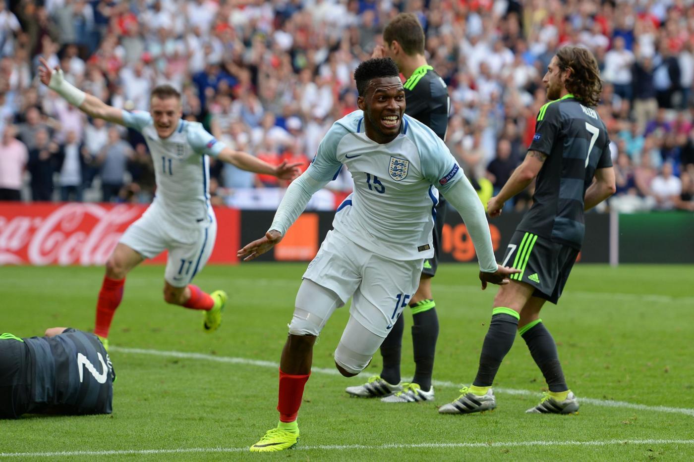 UEFA Euro 2016   Inghilterra v Galles   Gruppo B