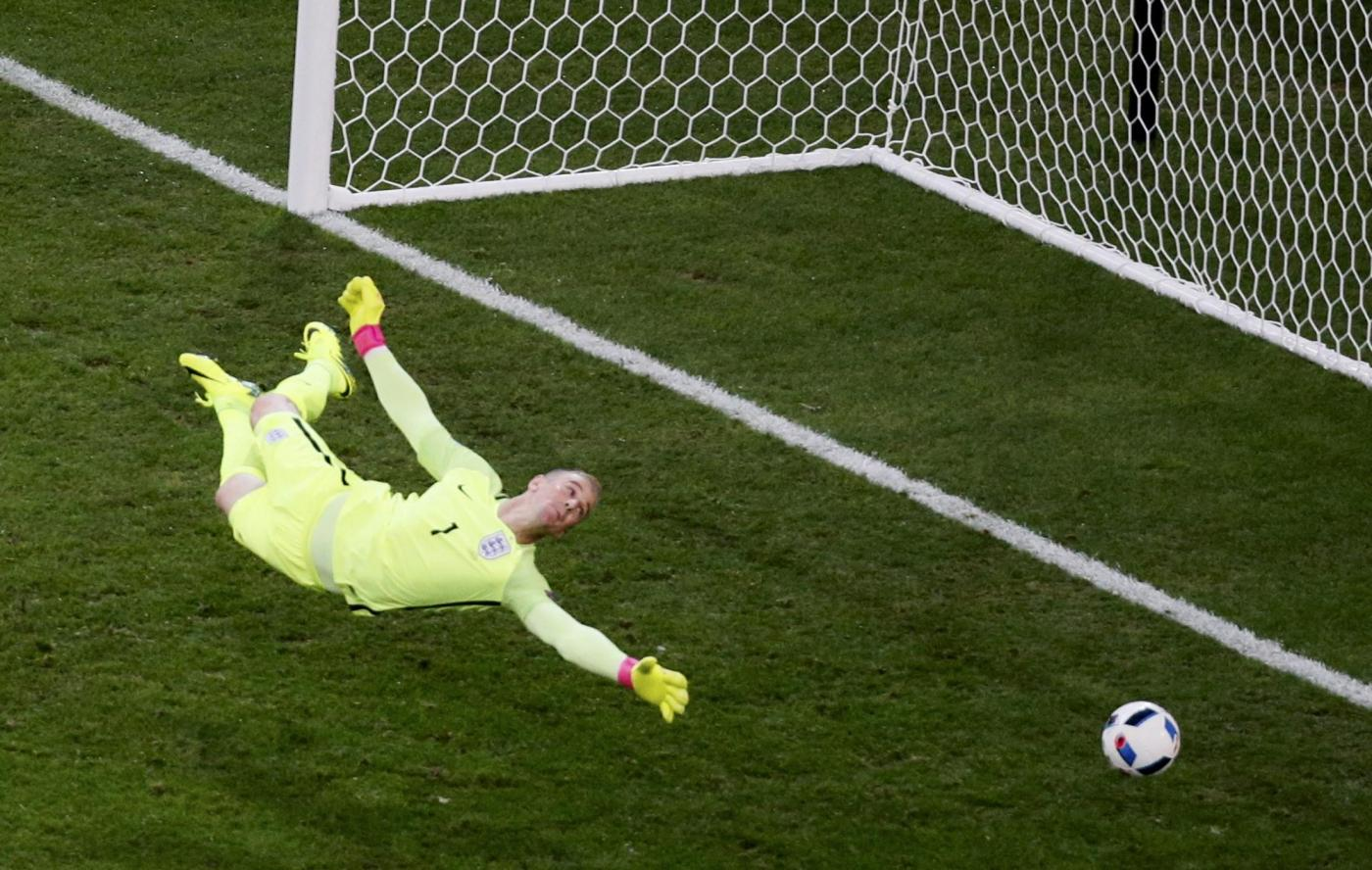 Euro 2016, Inghilterra v Russia
