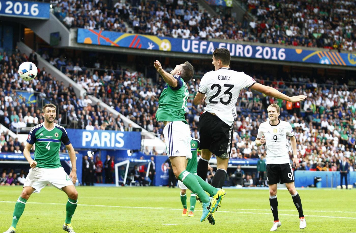 Euro 2016 Irlanda del Nord   Germania