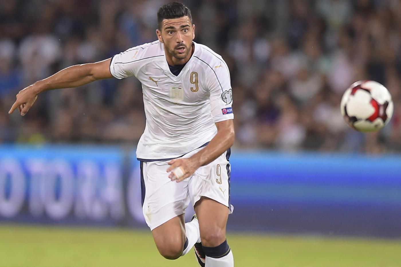 Israele vs Italia Gruppo G Qualificazioni Coppa del Mondo 2018