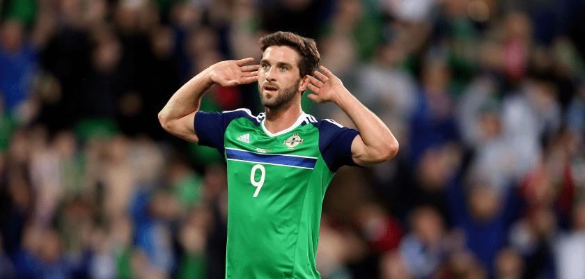 Euro 2016, la dance per l'irlandese Grigg che fa ballare il web