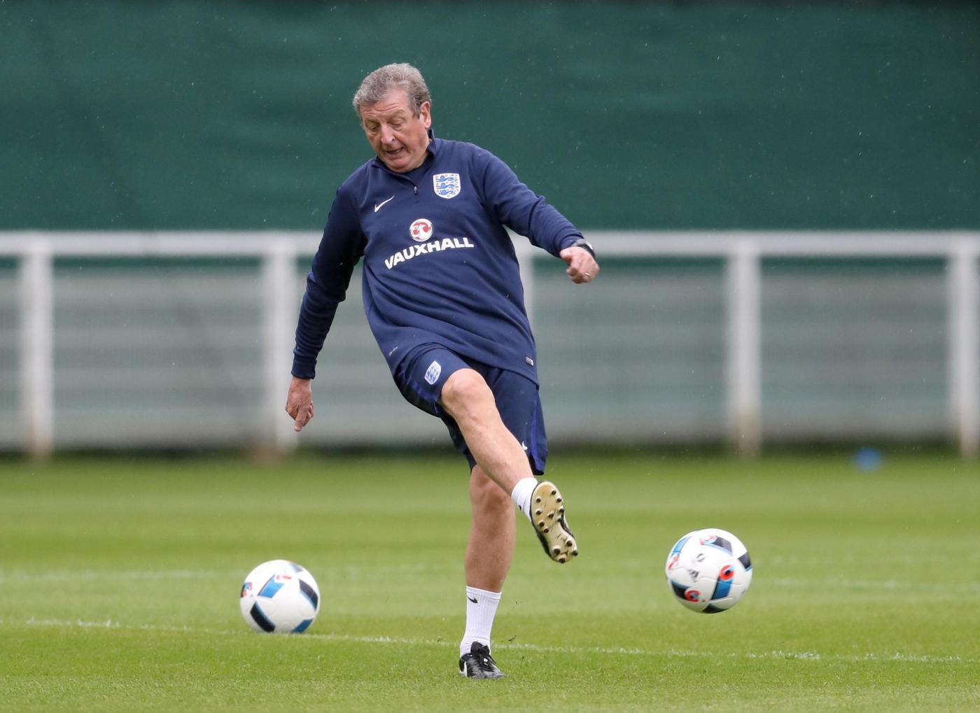 Euro 2016   allenamento della Nazionale inglese