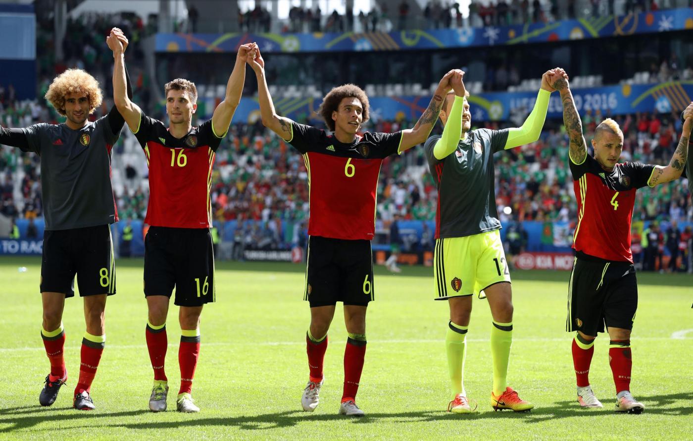 Belgio vs Repubblica d'Irlanda   Euro 2016