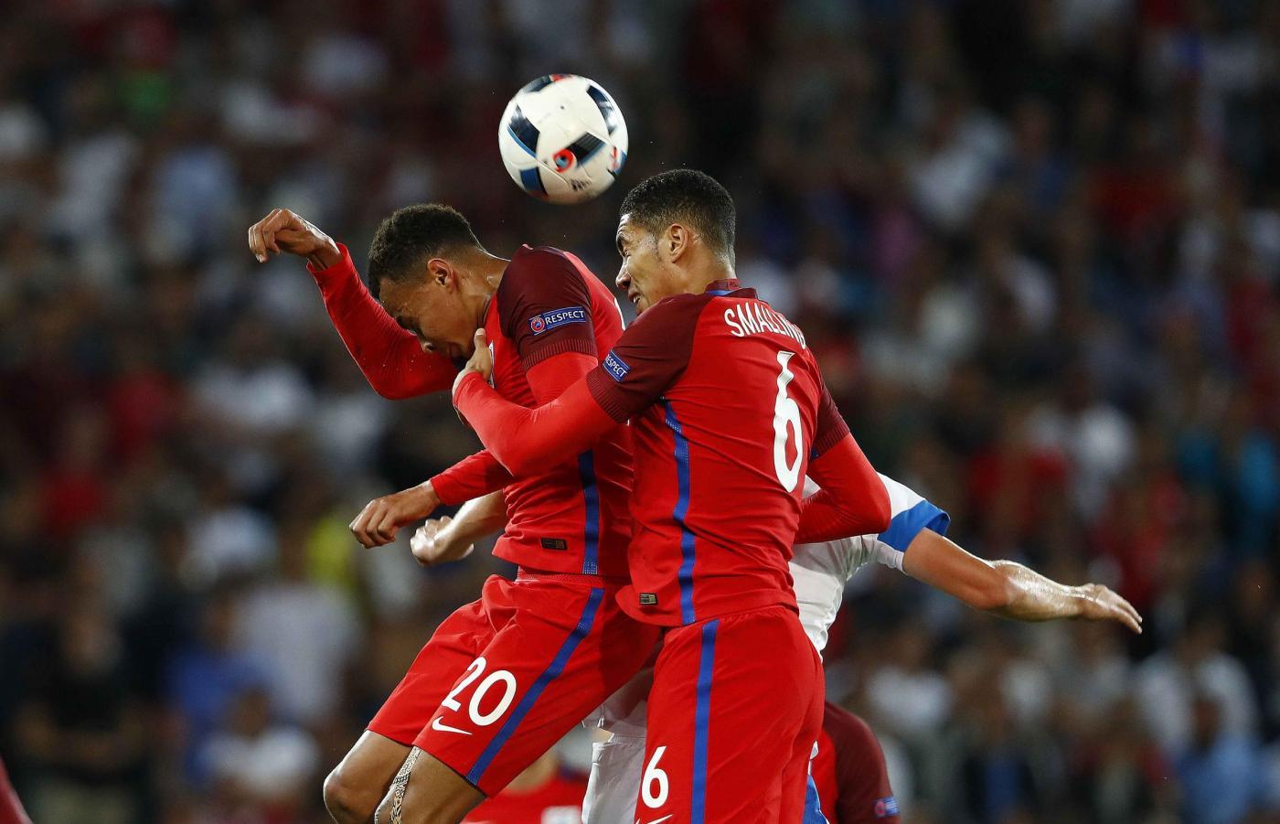 Euro 2016 Slovacchia   Inghilterra