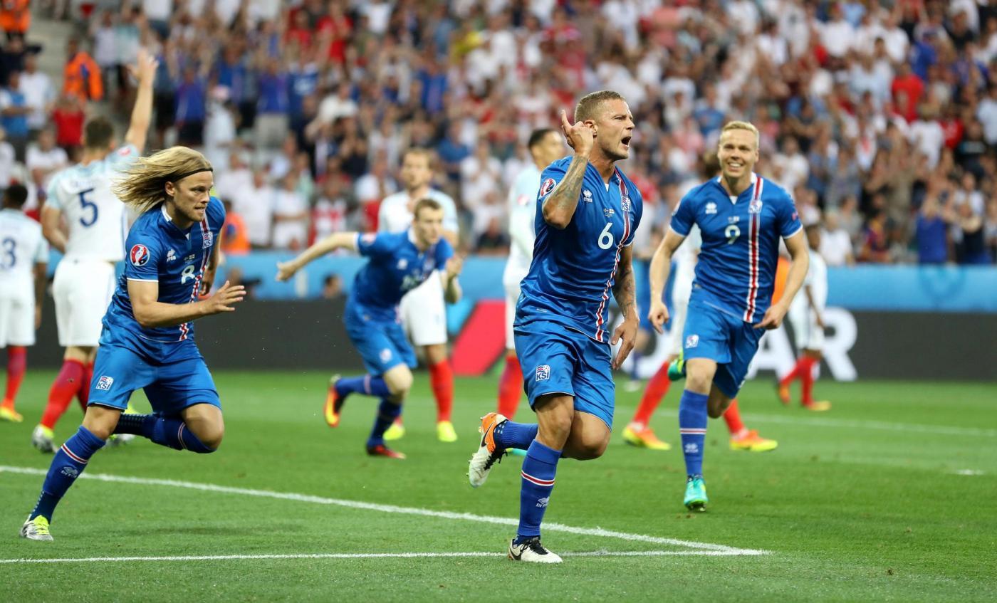 Inghilterra vs Islanda   UEFA Euro 2016