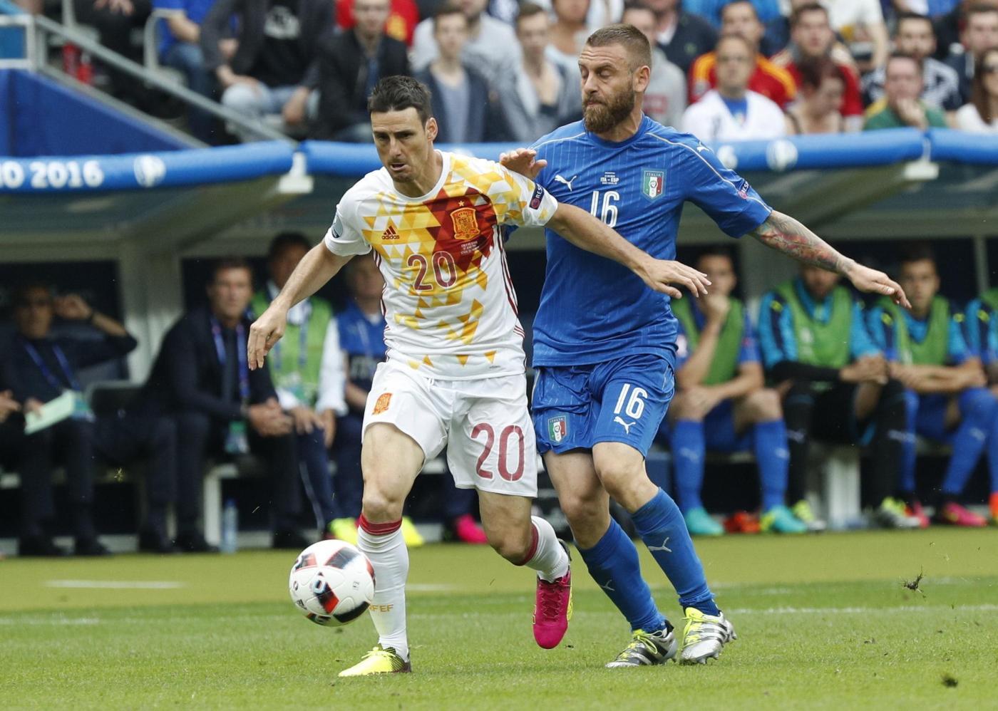 Italia vs Spagna   Euro 2016