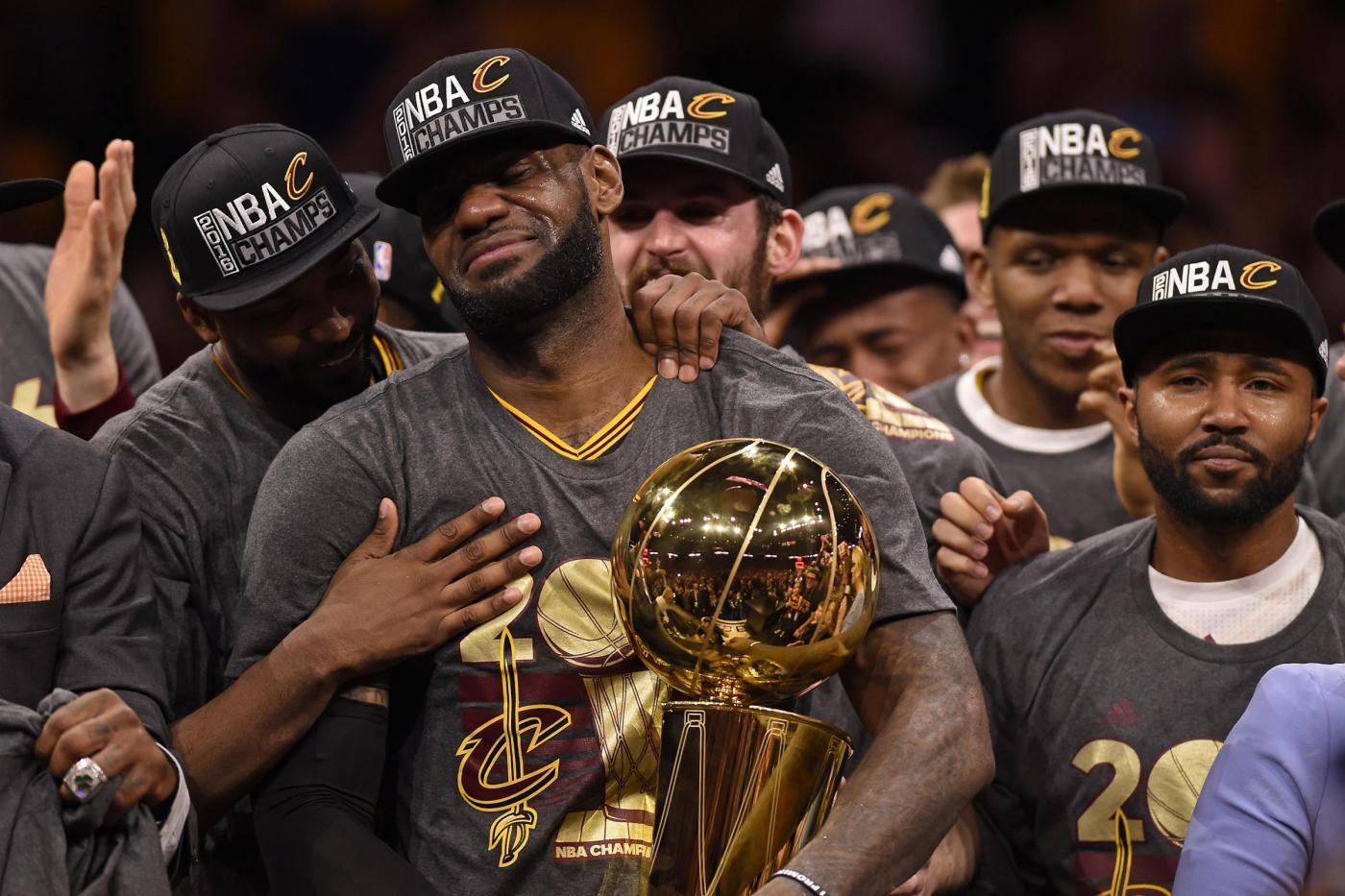 Nba, Cleveland campioni