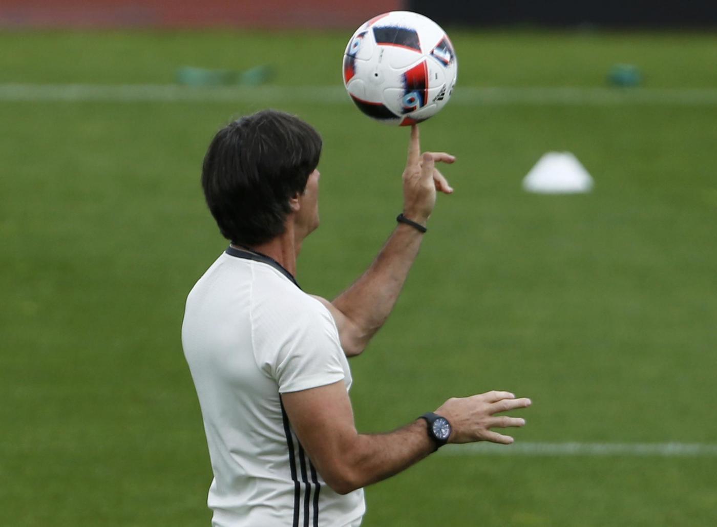 Sessione di allenamento della Germania   EURO 2016