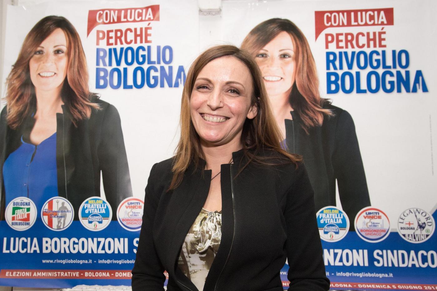 Chi è Lucia Borgonzoni, candidata sindaco della Lega Nord al ballottaggio di Bologna