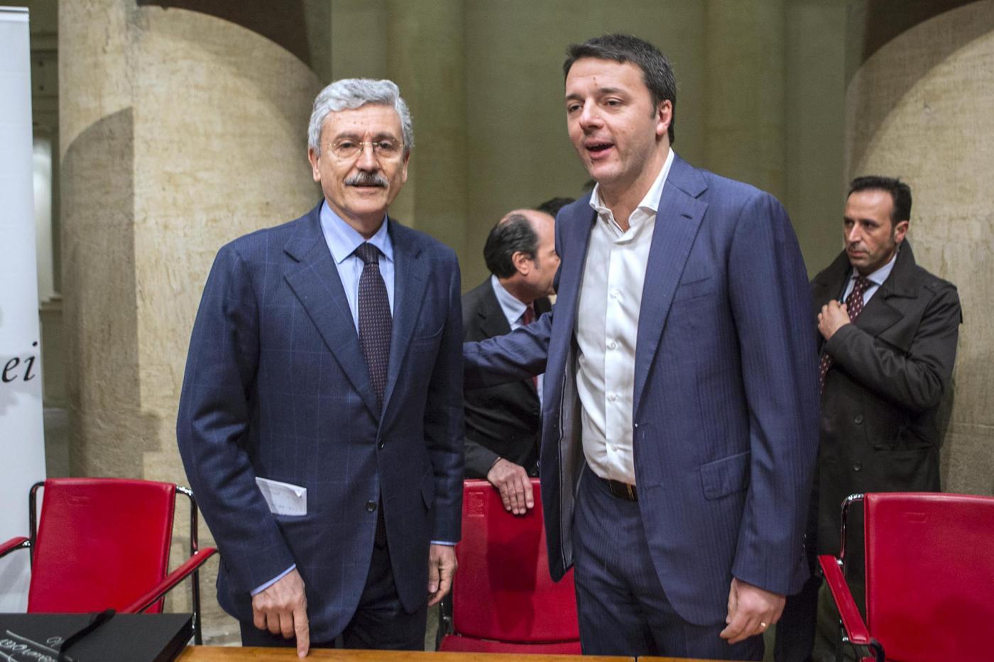 Ballottaggi 2016, Massimo D'Alema: 'Pur di cacciare Renzi voterei Raggi'