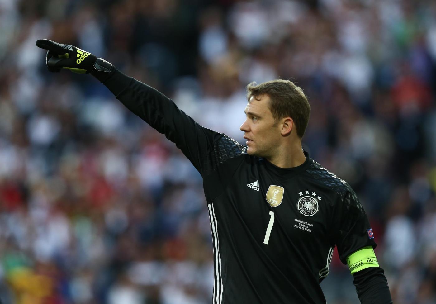 Euro 2016 Germania vs Slovacchia