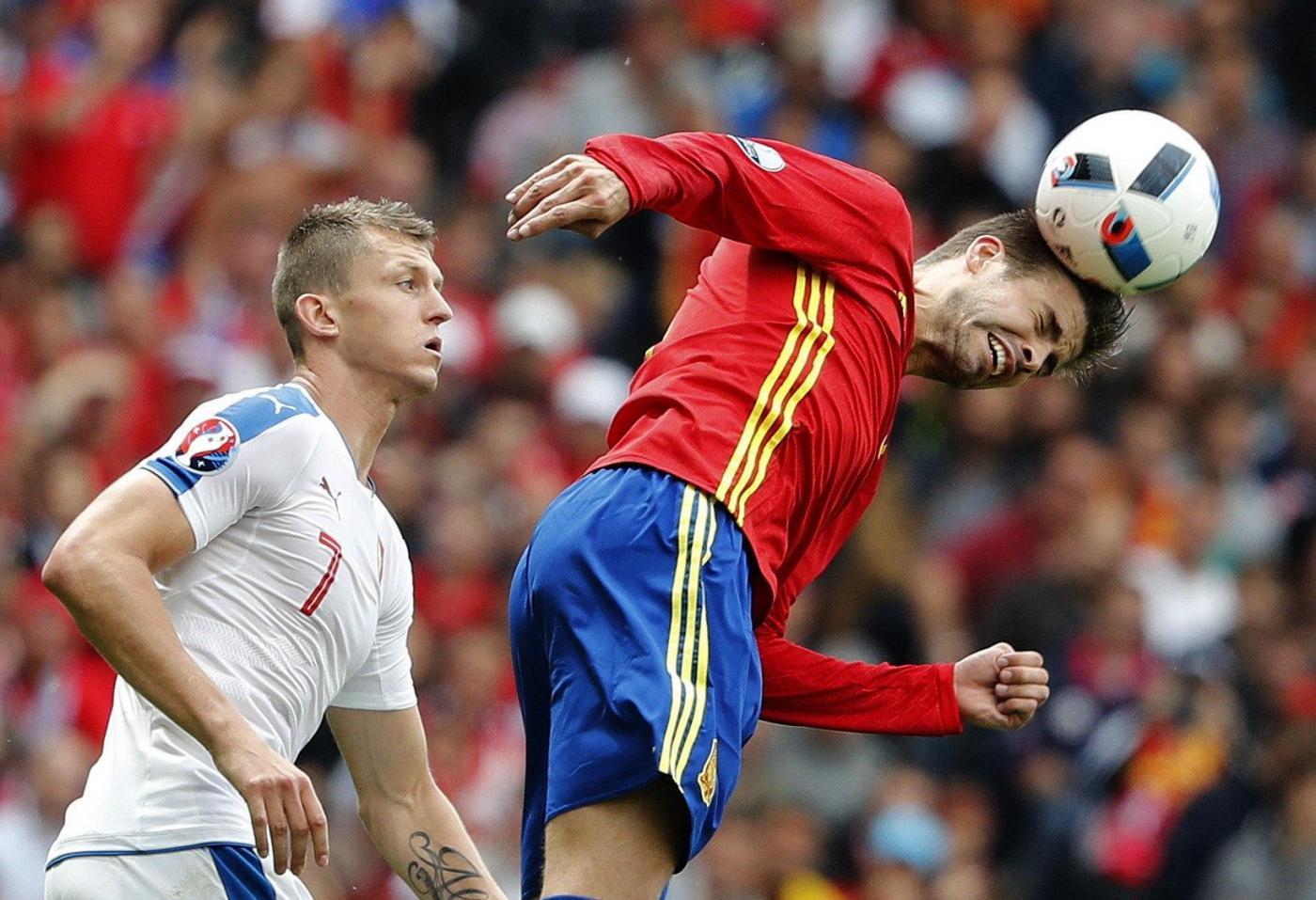 Spagna vs Repubblica Ceca   Euro 2016