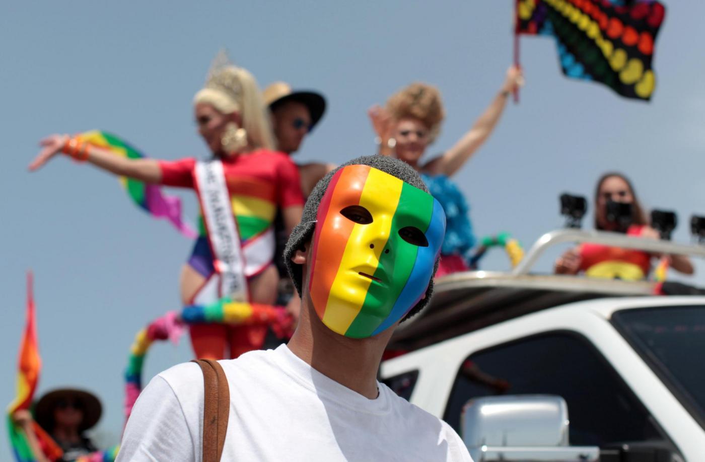 New York la Pride Parade 2016