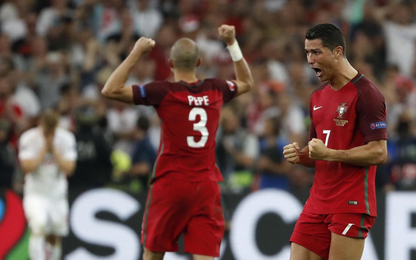 Polonia vs Portogallo   EURO 2016   Quarti di Finale